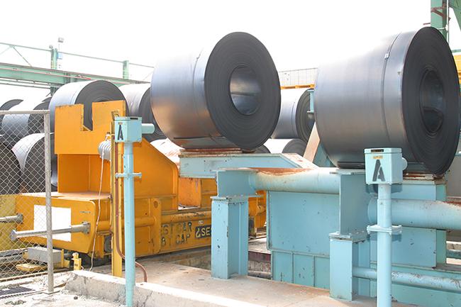 Ses Engineering Coil Handling Equipment