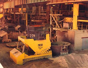 Ses Engineering Melt Shop Equipment