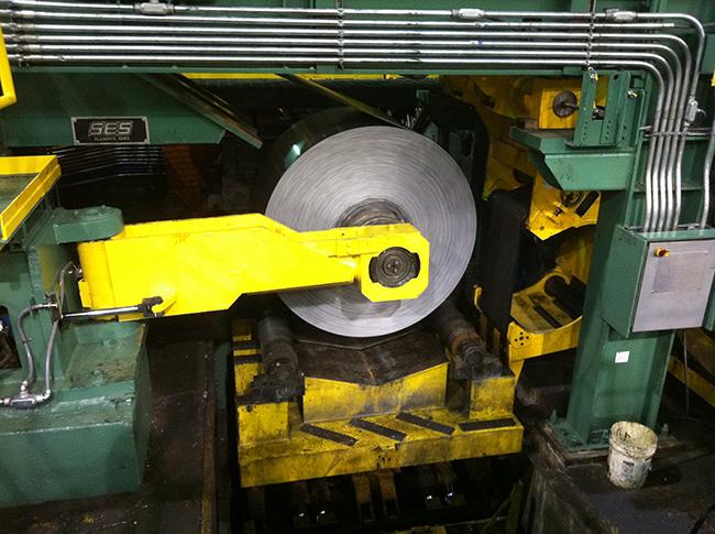 Ses Engineering Strip Processing Equipment